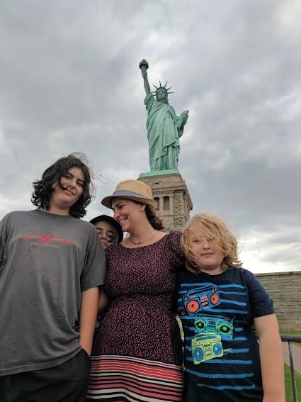 Liberty Island, NYC